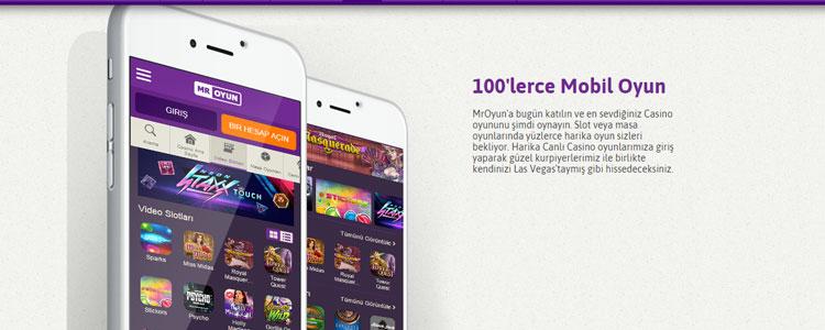 mr oyun mobil