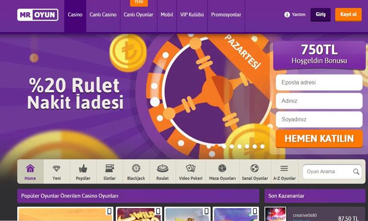 casino online tr