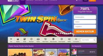 Mr Oyun Canlı Casino